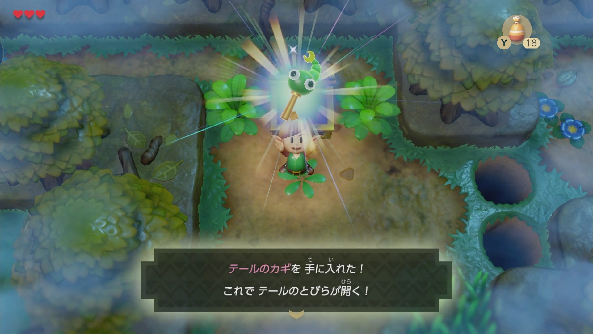 の 島 ゼルダ 攻略 みる 伝説 夢 を ゼルダの伝説 夢をみる島